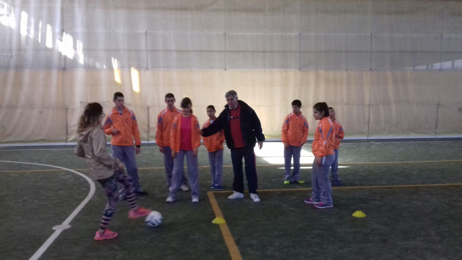 JEDES @ Montijo (Badajoz)